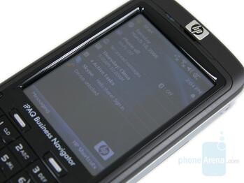 TFT Display - HP iPAQ 614 Review