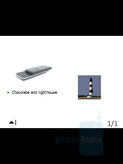 PowerPoint presentation - HP iPAQ 614 Review