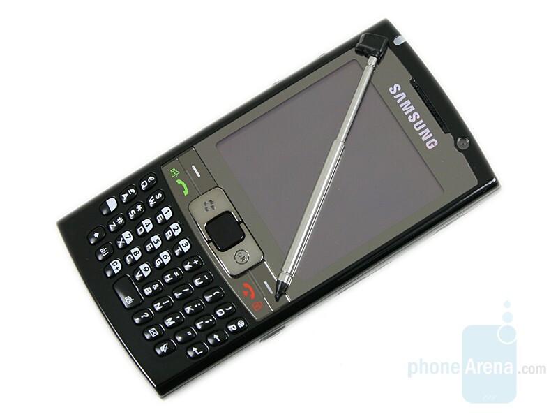 Samsung SGH-i780 Preview