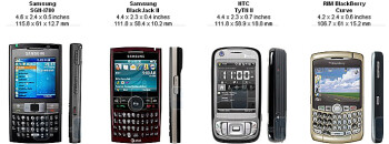 Samsung SGH-i780 Preview