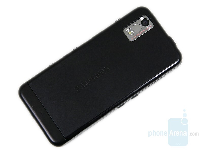 Back - Samsung SGH-F490 Preview