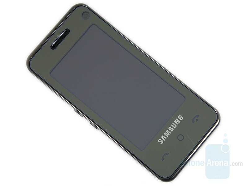 Samsung SGH-F490 Preview