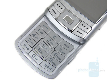 Numeric keypad - Samsung SGH-G810 Preview