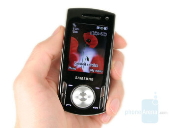 Samsung SGH-F400 Preview