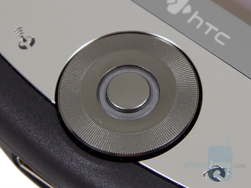 Navigation wheel - HTC Touch Cruise Review