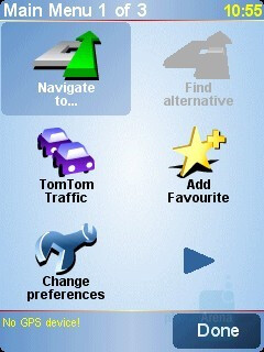 TomTom 6.0 - HTC Touch Cruise Review