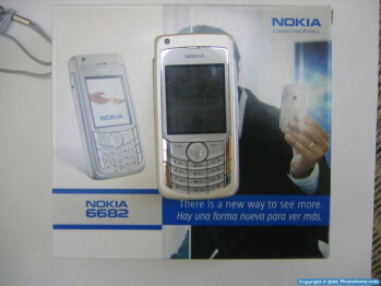 Nokia 6682 review