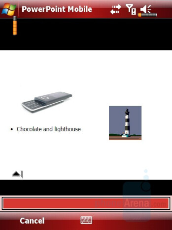 PowerPoint presentation - Eten M800 Review