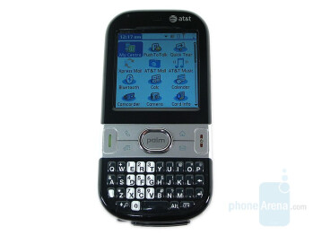 Front - Palm Centro AT&T Review