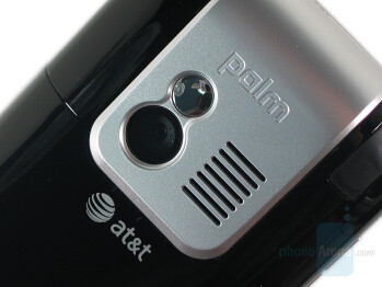 Camera and Speaker - Palm Centro AT&T Review