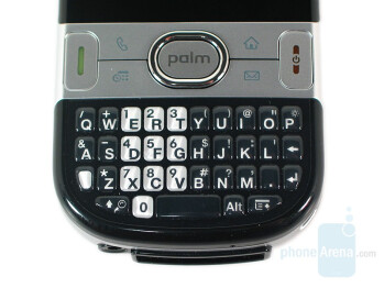 QWERTY Keypad - Palm Centro AT&T Review