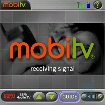 Mobi TV - Palm Centro AT&T Review