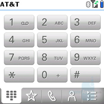 Dialer - Palm Centro AT&T Review