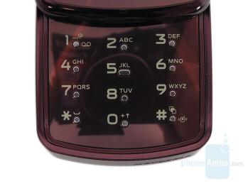 Keypad - Motorola MOTO Z9 Review