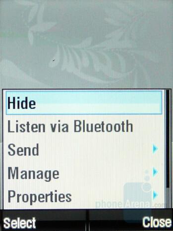 Music player - Motorola MOTO Z9 Review