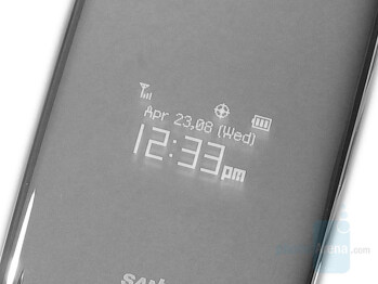 OLED Display - Sanyo Katana LX Review