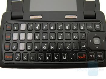 QWERTY Keyboard - LG enV2 Review