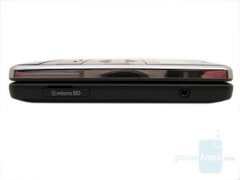 Right side - LG enV2 Review