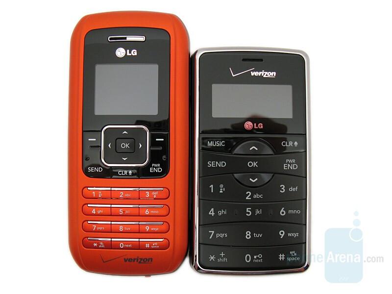 lg env2 review rh phonearena com Verizon LG Phones Touch Screen Drivers LG enV Touch 2