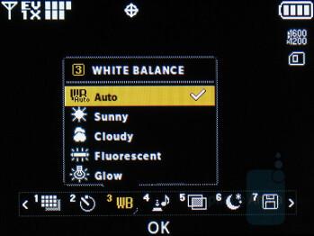 Camera interface - LG enV2 Review