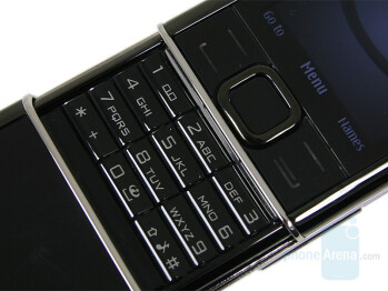 Keypad - Nokia 8800 Arte Review