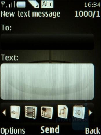 Messaging - Nokia 8800 Arte Review