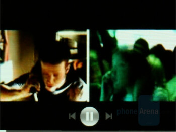 Video playback - Nokia 8800 Arte Review