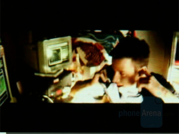 Video playback - Nokia 8800 Arte Review