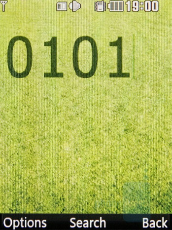 Lawn - LG KF510 Review