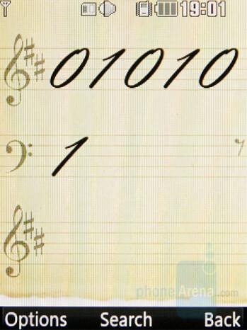 Music - LG KF510 Review