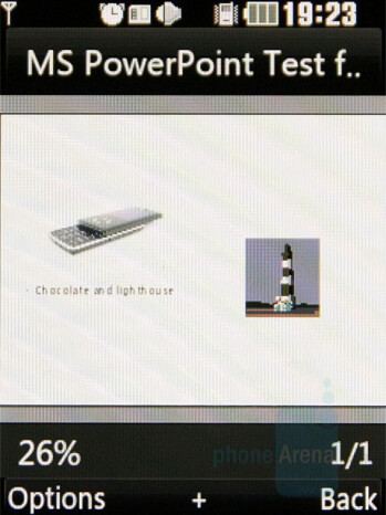 PowerPoint - LG KF510 Review