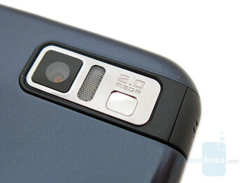 2-megapixel camera - Samsung Glyde Review