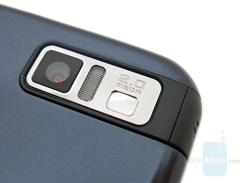 2-megapixel camera - Samsung Glyde Review