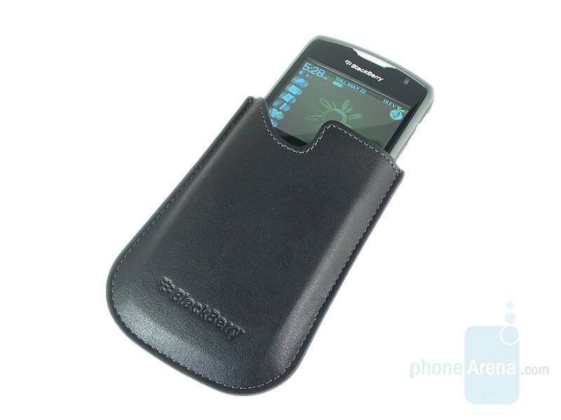 RIM BlackBerry Curve 8330 Review