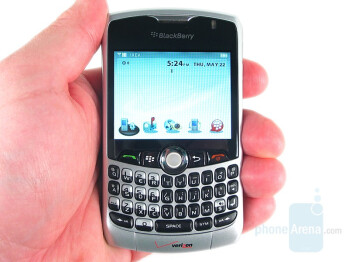 RIM BlackBerry Curve 8330 Review