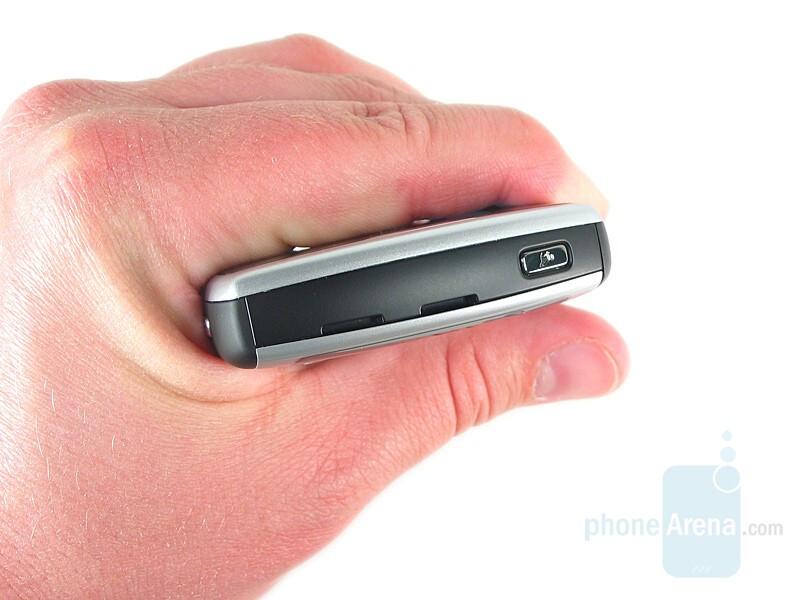 Top - RIM BlackBerry Curve 8330 Review