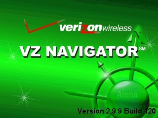 VZNavigator - RIM BlackBerry Curve 8330 Review