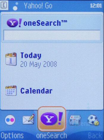 Yahoo!GO - Nokia 5610 XpressMusic Review