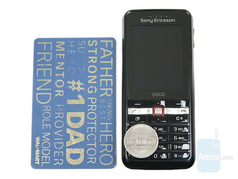 Sony Ericsson G502 Review