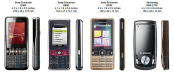 Sony Ericsson G502 Review