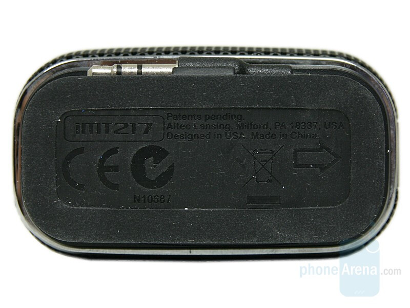 Battery Lid - Altec Lansing Nobi Review