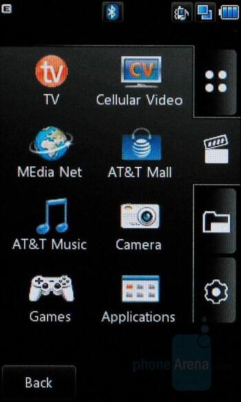 Multimedia - LG Vu Review