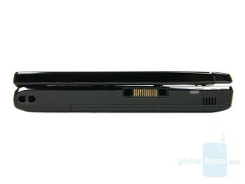 Left - Sony Ericsson W980 Preview