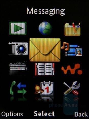 Grid - Sony Ericsson W980 Preview