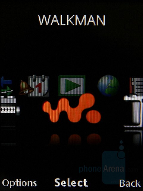 Rotating - Sony Ericsson W980 Preview