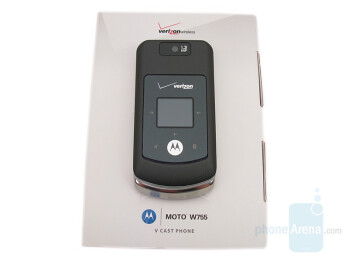 Motorola W755 Review