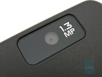1.3-Megapixel camera - Motorola W755 Review