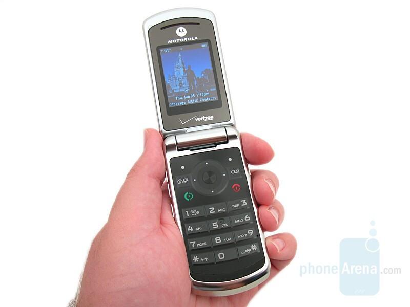 motorola w755 review rh phonearena com Motorola W755 Cell Phone Manual Motorola Moto W755 Software