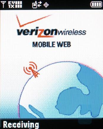 Mobile web 2.0 - Motorola W755 Review