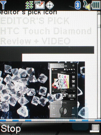 WAP Browser - Sanyo PRO-700 Review
